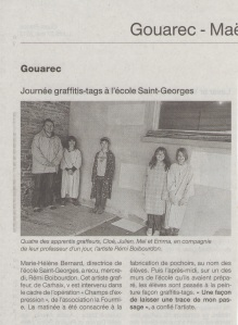 Ouest-France, 27 mai 13
