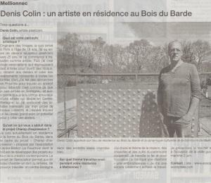 Ouest France, mardi 7 mai 2013