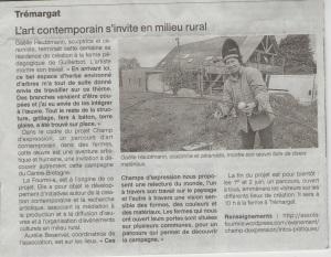 Ouest France, Jeudi 17 mai