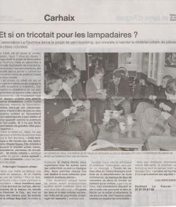 Ouest-France, vendredi 10 mai 2013