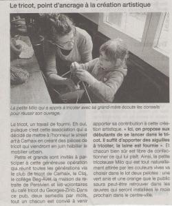 Ouest-France, mardi 14 mai 2013