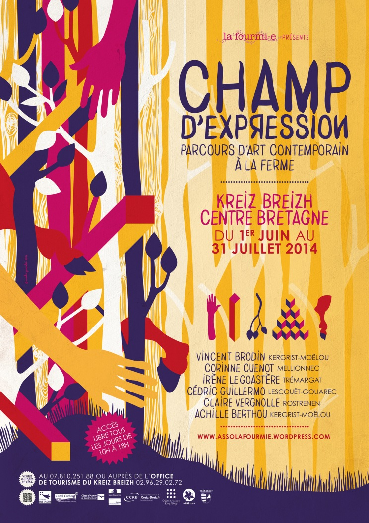 ChampExpression_Affiche2014