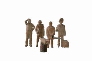 figurines photoshop