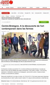 Ouest-France 11 juin 2015