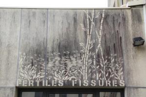 Reverse Graffiti : une création collective à la Présidence !