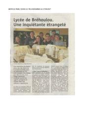 Lycée de Bréhoulou une inquiétante etrangeté 2