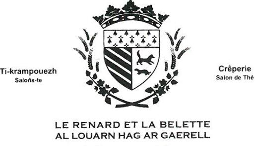 logo renard et la belette