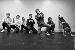 IC 4 Rostrenen - Démonstration Hip Hop de l'EMDTKB
